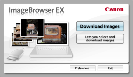 ImageBrowser EX